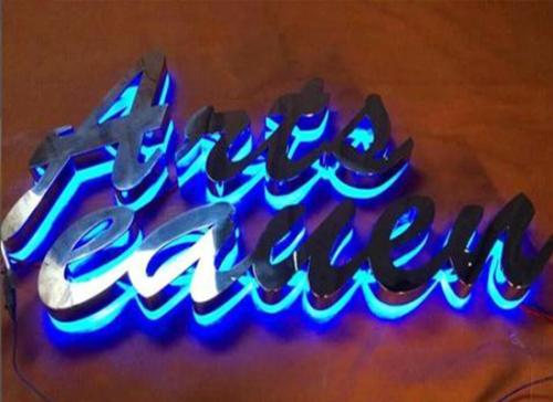 LED灯带字
